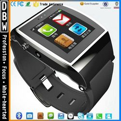 2014 touch screen smart bluetooth watch for smart phone