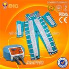 profissional médico eletrodo& pressoterapia infravermelho slimming a máquina