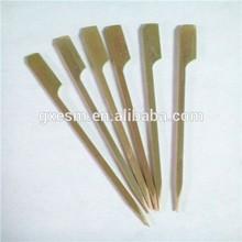 bbq piatto di bambù pistola bastone