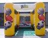 Cool design inflatable baseball batting cage