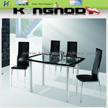 most popular dining room furniture glass dining table