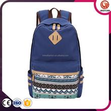 stock backpack laptop bags bagpack canvas waterproof backpack active school bag