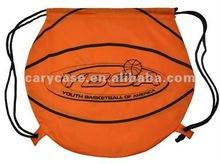 sports drawstring bag, basketball pouch bag