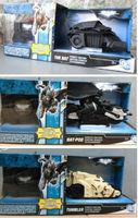 Batman The Dark Knight Rises Remote Control RC Batmobile Bat-Pod Bat Tumbler Vehicle