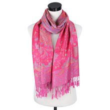 2013 Newest Fashion hot sale High Quality ladies FOLWER100% pashmina scarf
