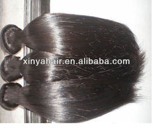 Grade AAAA+++ top cuticle virgin russian hair weave extension