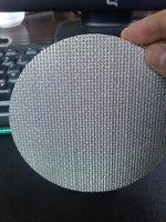 Titanium mesh electrode