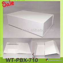 WT-PBX-710 Custom Shoe Box Dimensions