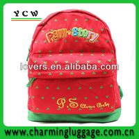 Wholesale pull bags for school new design school bag