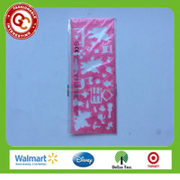 flexible plastic vary form curve ruler drawing template stencil