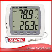 Dtm-303a umidità metro termo igrometro, igrometro termometro
