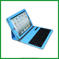 For iPad MiNi Aluminum Wireless Bluetooth Keyboard Case