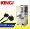 KING'S- Taiwan low pressure molding micro plastic injection Machines water-proof wire