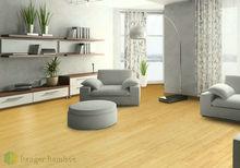 China Professional Bamboo Flooring Manufacturer Natural Horizontal Bamboo Flooring