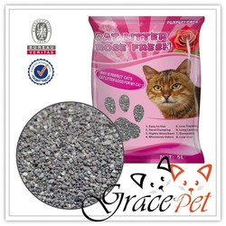 On line order eccepted cat litter factory cat sand products