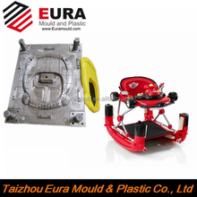 baby carriage mould/ plastic mould for toy taizhou/ OEM Custom plastic mould baby walker