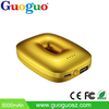 Guoguo Newest 2015 fast charging 4000mah portable Donut power bank makita battery