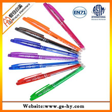 ball point ink magic erasable pens for student