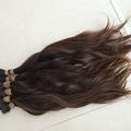 Entrega rápida Duplo afogue alta qualidade 100 cabelo humano extensão atacado