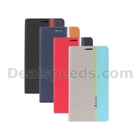 Multi Color Style Card Slot Side Flip Stand TPU+PU Leather Cover for LG G3 Mini