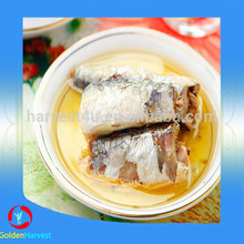 Canned fish manufacturers / no artificial additive