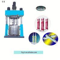 JCT glass furniture. uv adhesive making machine
