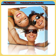 Personalized custom canvas printing with your photo print on canvas