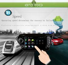 Pure Android 4.2 Car Radio GPS for KIA K2 RIO Car Stereo DVD GPS 3G WiFi RDS bluetooth 1024*600 screen for Kia K2 RIO