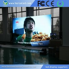 Full color big p5 and p6 indoor led display screen for xxx video picture