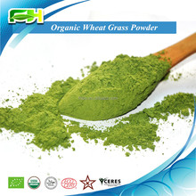 100% Natural Certified Organic Wheatgrass Powder