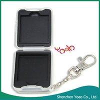 Keychain Case For Nintendo DS Lite Black
