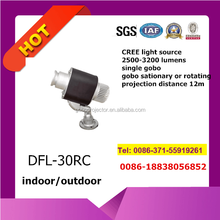 30w led projector lamp client's design gobo image available