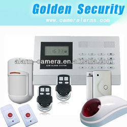 99 wireless zones Homesafe Wirefree alarm GS-G110E