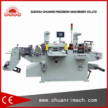 Flatbed Die Cutter Machine With Hot Stamping