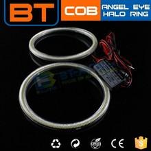 Waterproof Led Ring Light 12v Car Angel Eye Rings DC Red/Yellow/White Color