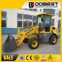2015 Hot-sale 0.54m3 bucket shovel loader CAISE CS912