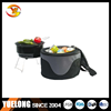 Easy Carry Charcoal BBQ Grill with Cooler Bag, Portable Charcoal Barbeque Grill