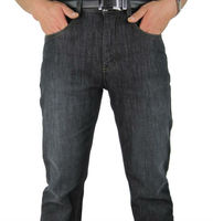 2013 new style cotton men fashion blu jeans
