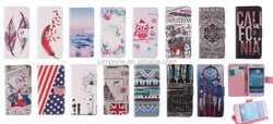 Fashion Lovely Cute Wallet Card Holder Stand Flip PU Leather TPU Cover Case for Samsung Galaxy Core I8260 I8262