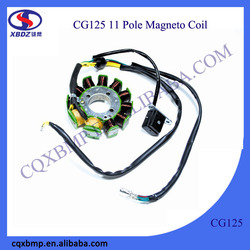 DC Power CG125 Motorcycle Magneto Stator Coil For Honda