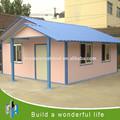 Nice design dois quarto móveis casas pré-fabricadas na áfrica do sul