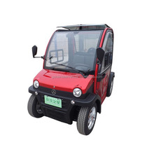 Good Quality & Best Price Four Wheel Electric Car in US