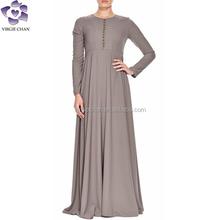 long dress muslim casual prayer clothing