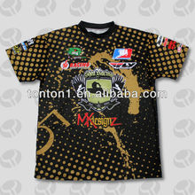 Custom Popular Sun wear T-shirt with Csrtoon Design