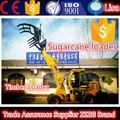 Comercio garantía de caña de azúcar melaza
