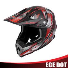 Motorcross helmet for motorcycle racing helmets