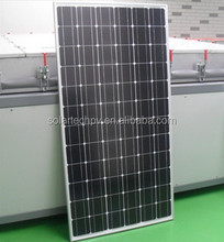 10 years warranty New product 300w monocrystalline solar panel made in china