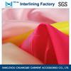 190T 210T 290T Polyester Taffeta interlining fabric
