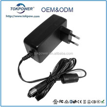 12V 1.5A 18W wall plug ac/dc adapter for phone laptop pad