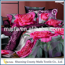 Home textile supplier High grade Luxury winter bed spread set